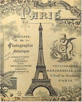 Paris 1900 Poster
