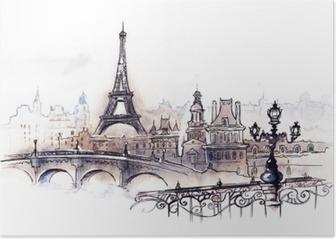 Paris (series C) Poster