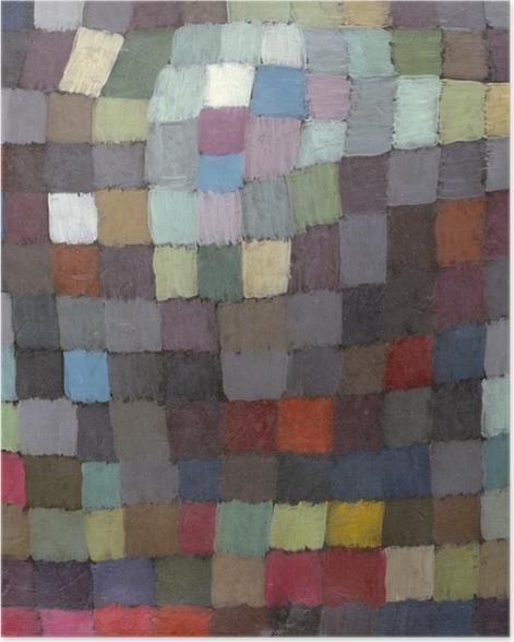 Poster Paul Klee - Image de Mai - Reproductions