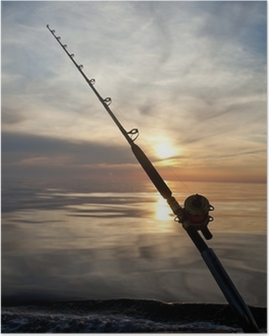 Póster Pesca de altura
