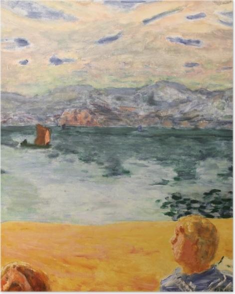 Poster Pierre Bonnard - Paris. L'Esterel - Reproductions