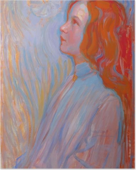 Poster Piet Mondrian - Dévotion - Reproductions