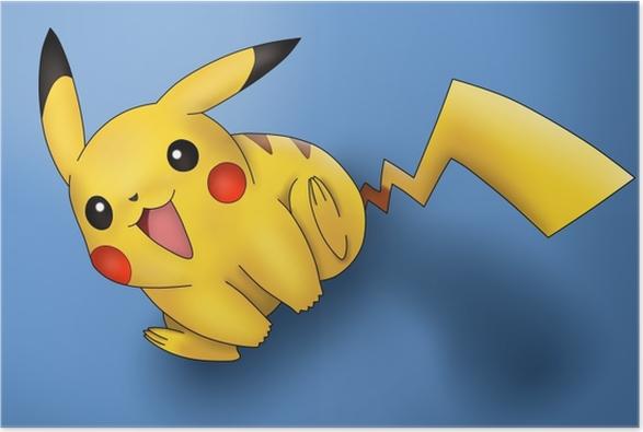 Pikachu Poster - Themes