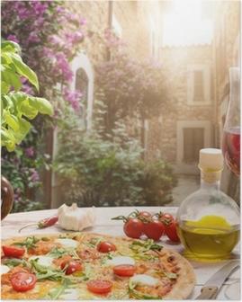 Pizza tradizionale Poster