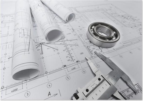 Plan blueprint document poster pixers we live to change plan blueprint document poster third dimension malvernweather Gallery