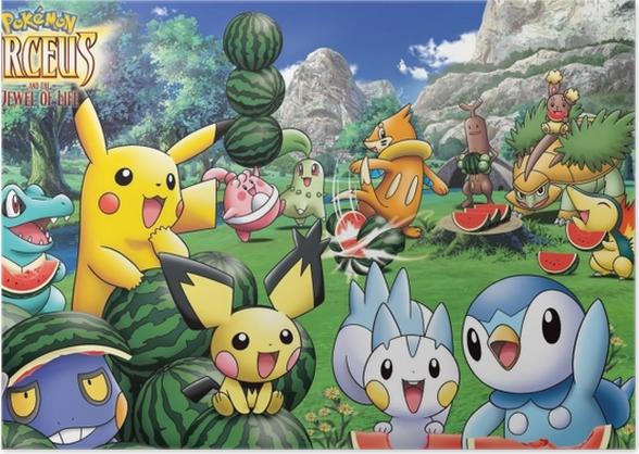 Pokémon Poster - Themes
