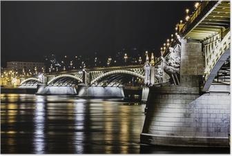 Poster Ponte Budapest