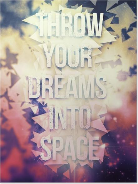 Poster Poster Motivant -