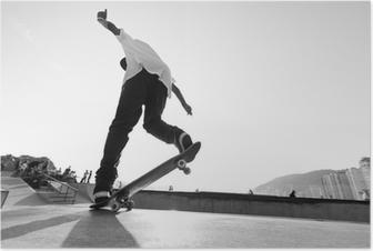 Poster Radical Skate - skateboarden