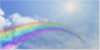 Poster Rainbow Webbplats Banner Header