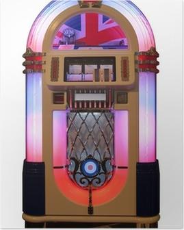 Poster Royaume-Uni Jukebox