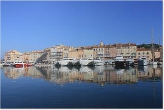 Poster Saint Tropez