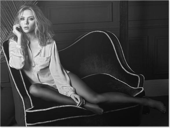 Poster Scarlett Johansson - Scarlett Johansson