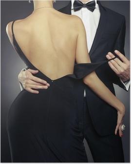 Sensual couple Poster