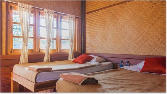 https://t1.pixers.pics/img-1fb6f67c/posters-slaapkamer-in-de-hut-resort-hotel.jpg?H4sIAAAAAAAAA3WOUW6EMAxErxOkgA3BSeAA-7tHQCwx27QEooRtVz19s6r6WfnD45HG8-Cx53llWHg_OUHwzm0Mq9_KlcfE2X-zIDISq7G4m0As6vjktKQjipqUrFujpEYje2uq8WsuyTCnD_F2njGPAFk10T_Lu7KWDEvI0GFrAC3QYJ2-OaTVrLcpbnVMHPwj1K3FZ4vYxP0u8TXVH4tBlObFcCYfRIE6Stsp3uO9gn8afzWUFFyuQAqIQOkC8bKmy5UUkdIdTsOMnSOtB-becUduUGR46PvZImnbNaXlB-ZxygYxAQAA