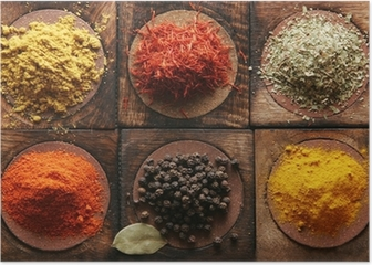 spice. Poster