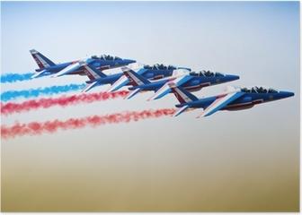 sport jet planes Poster