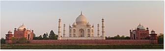 Taj Mahal, Agra Poster