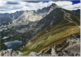 Tatry - Kasprowy Wierch View Poster