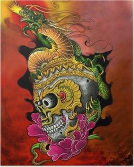 Poster Tatueringskonsten