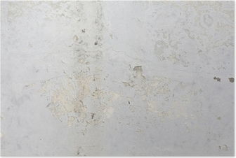Texture concrete wall Poster