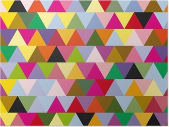 Poster Trianglar