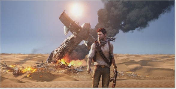 Poster Uncharted - Thema's