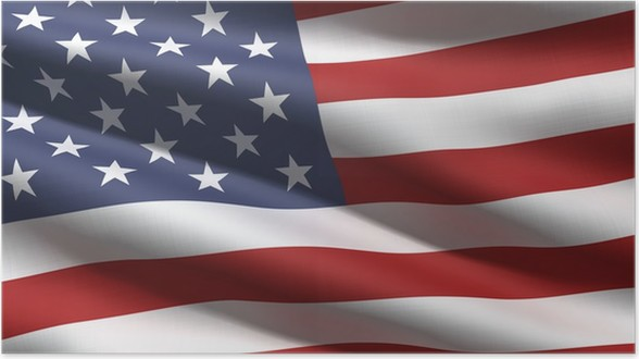 usa flag background poster themes