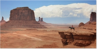Poster USA - Monument valley