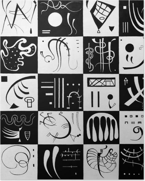Poster Vassily Kandinsky - Trente - Reproductions