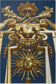 Poster Versailles - Chateau 7