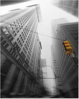 vie à new york Poster