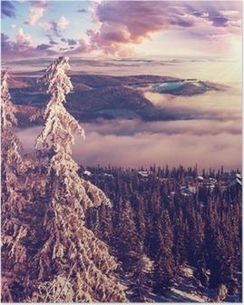 Poster Vinter i Norge