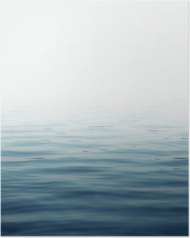 Poster Wateroppervlak