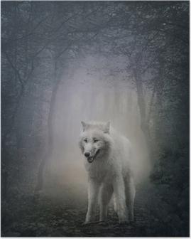 Póster White Wolf