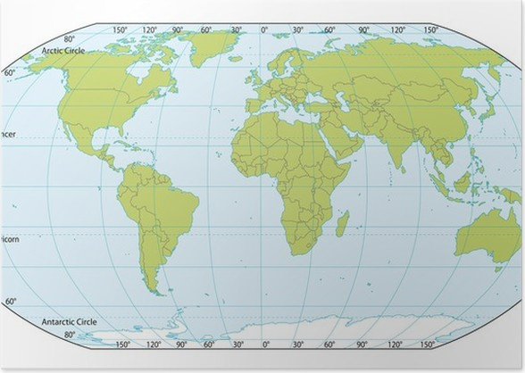 World map with coordinates actual version included south sudan world map with coordinates actual version included south sudan poster themes gumiabroncs Image collections