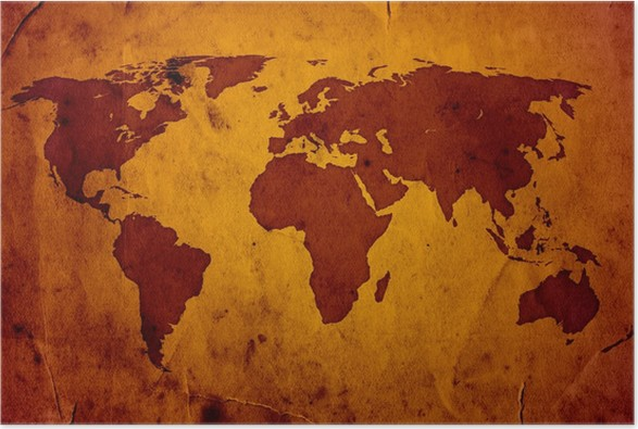 Xxl world map poster pixers we live to change xxl world map poster accesories and objects gumiabroncs Choice Image