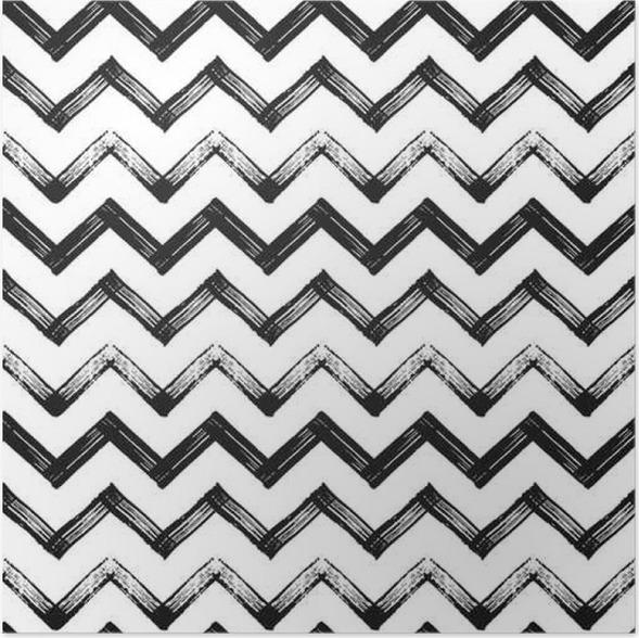 Zigzag chevron grunge black seamless pattern seamless background of zigzag chevron grunge black seamless pattern seamless background of zig zag stripe hand painted vector pattern for textile wallpaper web design stopboris Choice Image