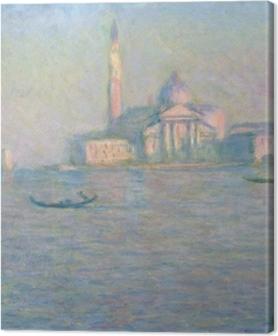 Premium Baskilar Claude Monet - San Giorgio Maggiore