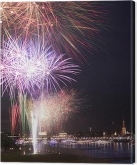 Premium Bilder Japanisches Feuerwerk Sylvester Düsseldorf