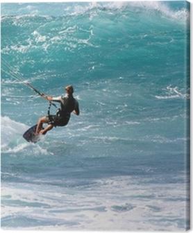 Premium Bilder Kitesurfen