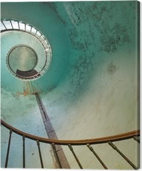 Premium Bilder Lighthouse staircase