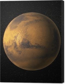 A view of planet Mars Premium prints