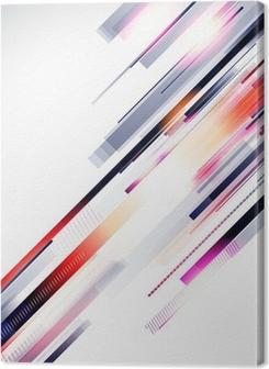 Abstract Background Vector Premium prints