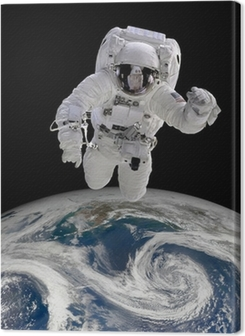 Astronaut in outer space Premium prints
