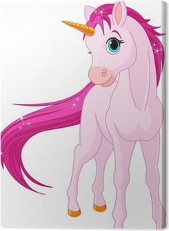 Baby unicorn Premium prints