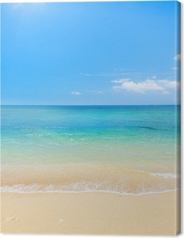 beach and tropical sea Premium prints