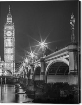 Big Ben Clock Tower and Parliament house Premium prints