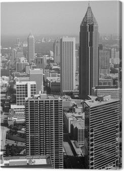 Black and White Atlanta Premium prints