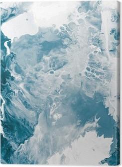 Blue marble texture. Premium prints